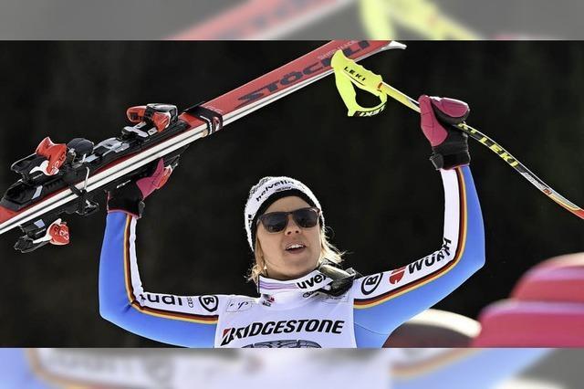 Alpine feiern kleine Wiederauferstehung