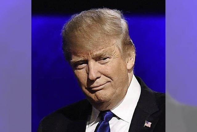 Trump befürwortet