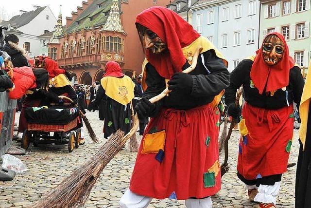 Rosenmontagsumzug in Freiburg findet statt