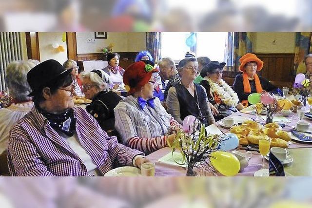 Närrische Senioren