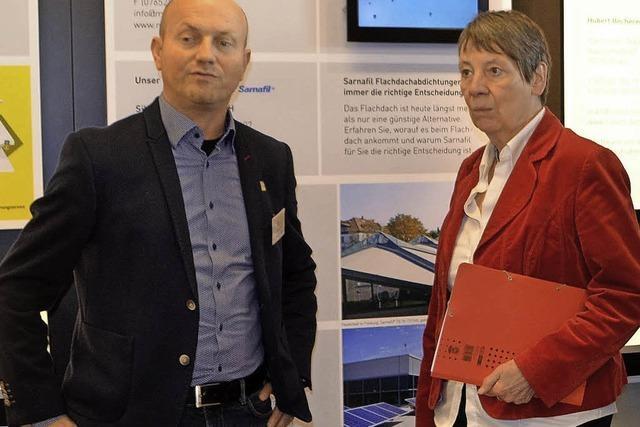 Umweltministerin Hendricks zu Gast in Gutach - Klimaschutz als oberstes Gebot