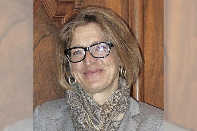 Susanne Böcherer ist neue Leiterin der VHS-Außenstelle