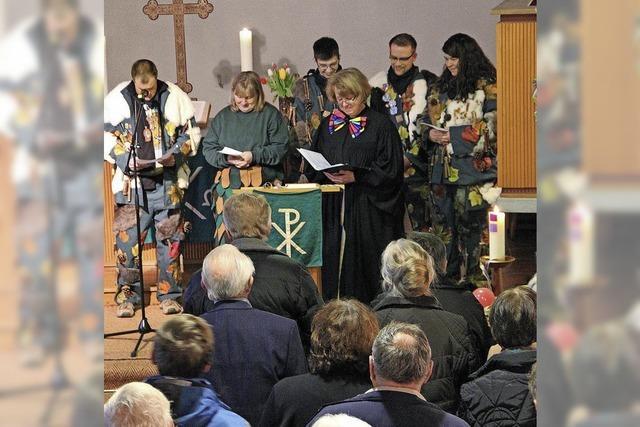 Fasnacht und Kirche: Alemannische Narrenpredigt im Gotteshaus