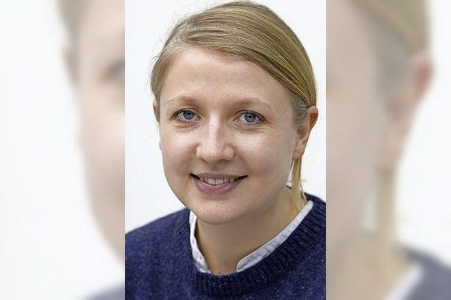Lisa Langisch koordiniert die Hilfe für Flüchtlinge, die studieren wollen