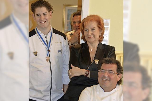 Der Koch, die Chefin und der Rausschmeißer