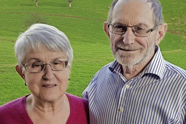 Ein Ehepaar mit viel Spaß an Reiseabenteuern