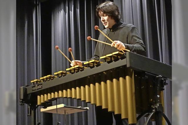 Wenn Bach swingt und schwingt