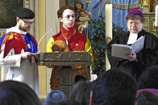 Ökumenische Narrenmesse mit Spaß und Tiefgang