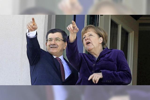 Merkel verurteilt Russlands Angriffe auf syrische Zivilisten