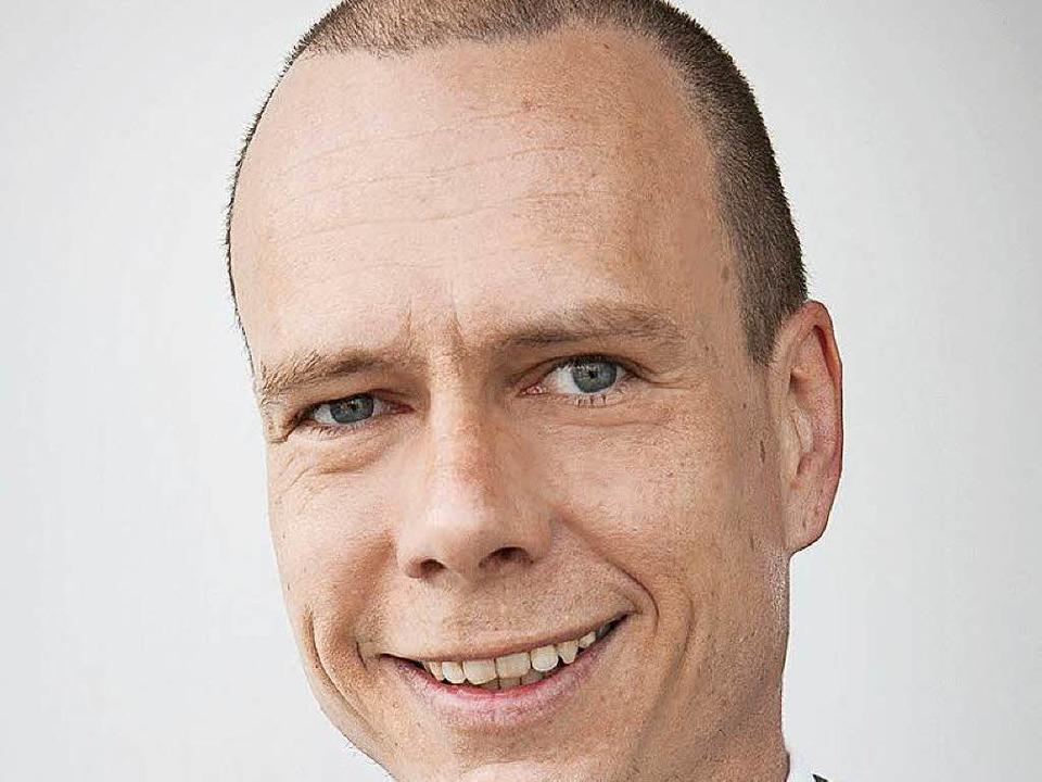 Marco Sprengler hat beste Chancen, Nachfolger von Hermann Spieß zu werden  | Foto: Elisabeth Steffe
