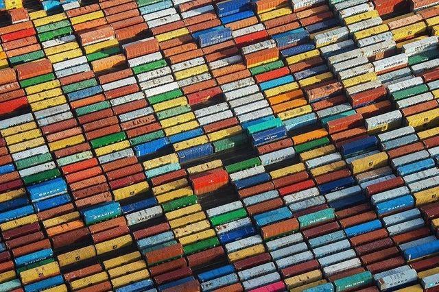 Rekordjahr für Deutschlands Exporteure – auch Handelsüberschuss groß wie nie