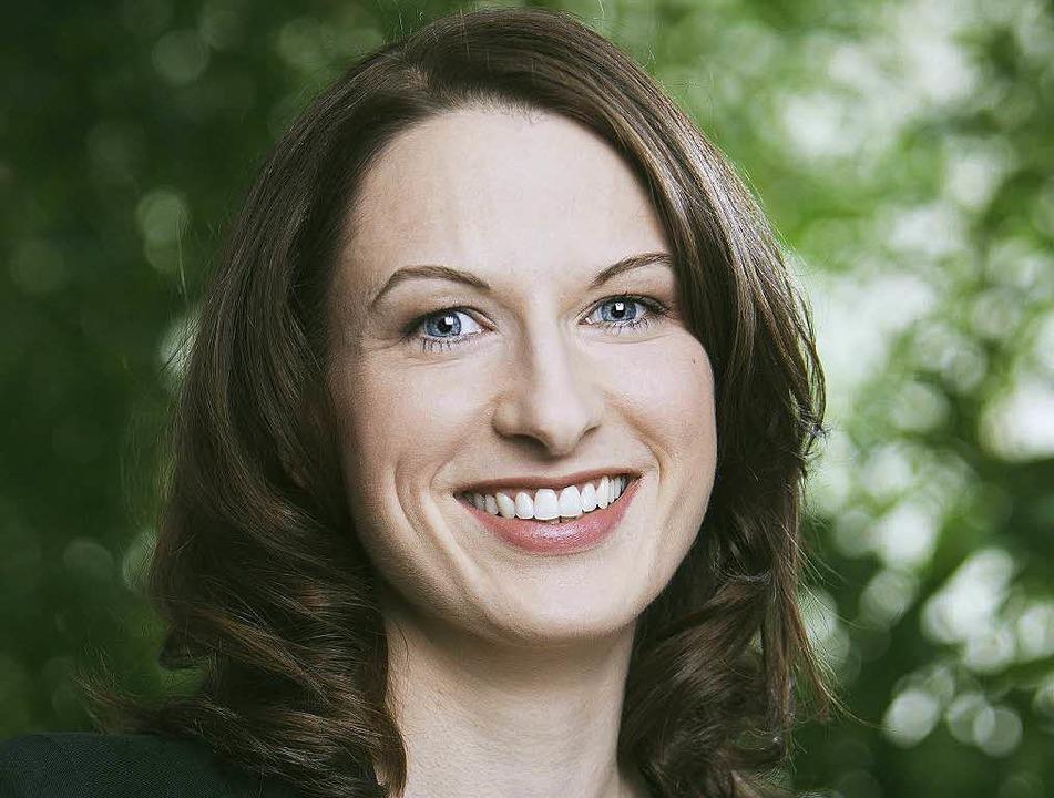 Nicole Maisch, Bundestagsabgeordnete der Grünen  | Foto: Rainer Christian Kurzeder