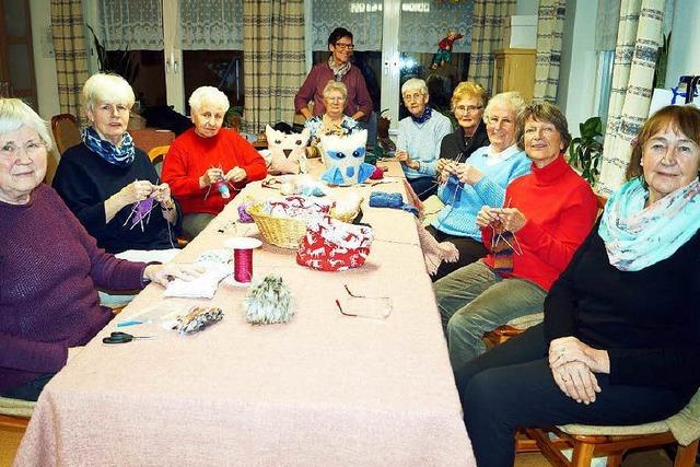Traditionsreichem Frauenverein in Badenweiler droht die Auflösung