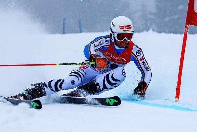 Yannik Zeller gewinnt erstmals FIS-Rennen