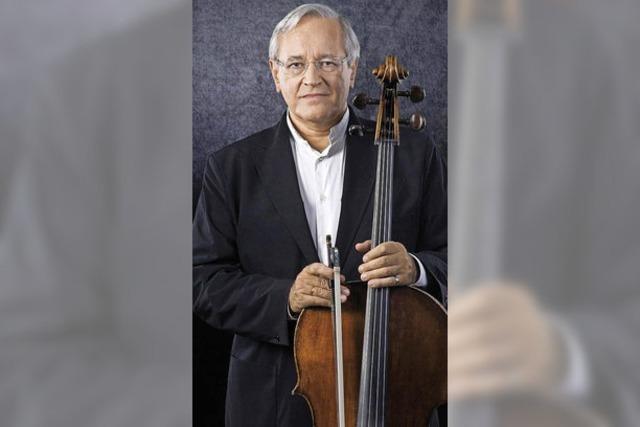 Cellist der Musiker-Elite der Gegenwart zu Gast in St. Blasien