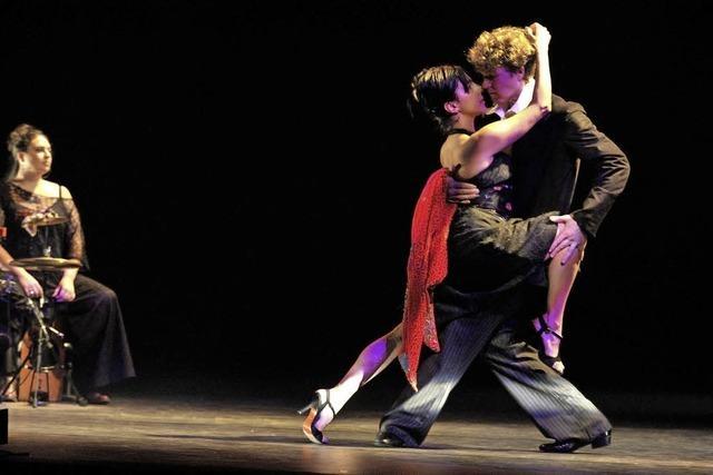 Derr Tango-Argentino- Club Corazon Freiburg lädt ein