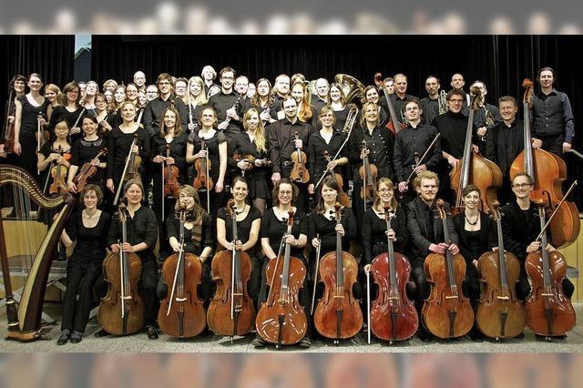 Das Orchester Per Tutti gastiert in Emmendingen und Freiburg