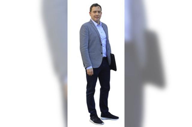 Kandidatencheck: Manuel Karcher (FDP)