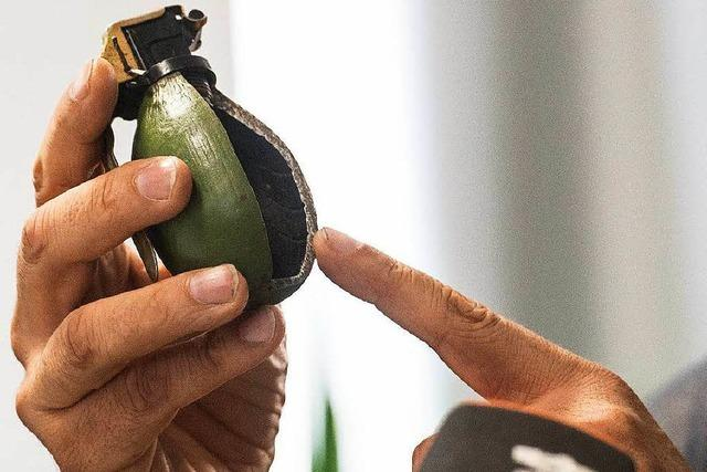 Handgranate galt Wachpersonal – Polizei: kein fremdenfeindliches Motiv