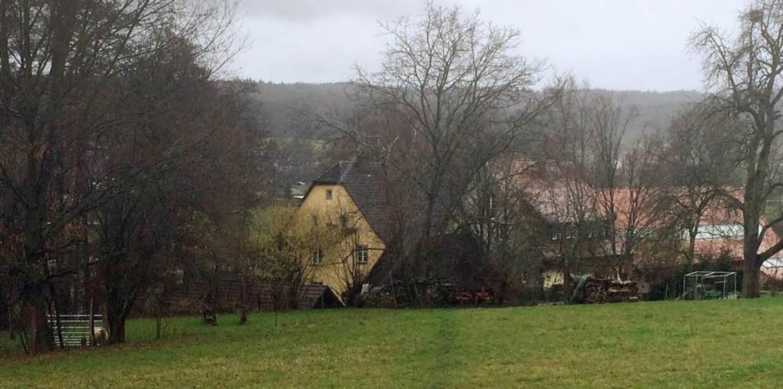 Eine Weidehütte darf im Außenbereich h... Mühlengebäude nicht gebaut werden .    | Foto: Schütz