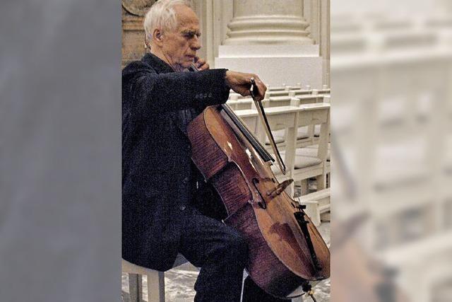 Beeindruckender Reigen von Bach zu Neuer Musik