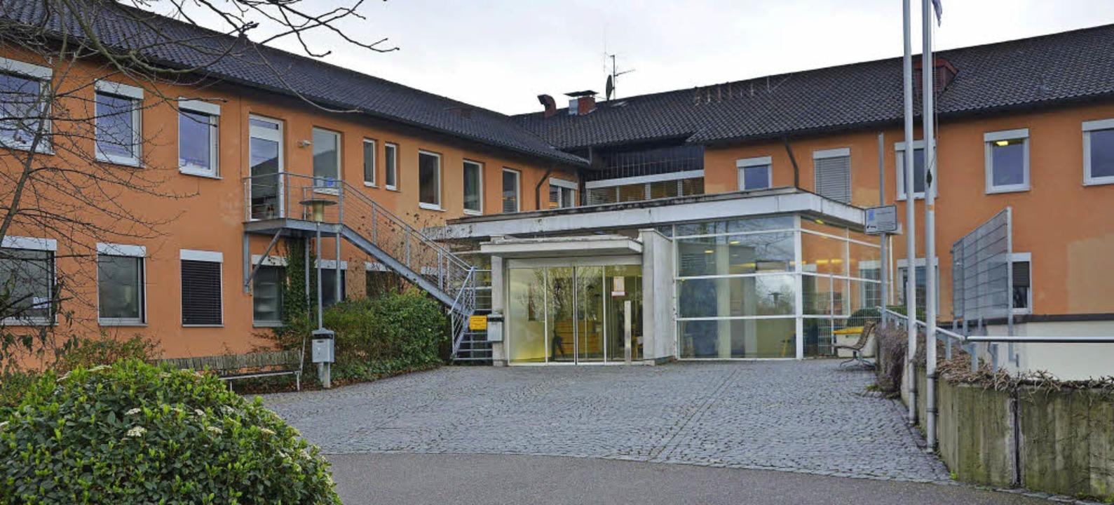 500000 Euro wurden in die Modernisieru...en Brandschutz der Klinik investiert.     Foto: Agnes Pohrt