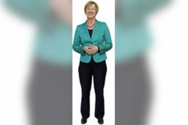 Kandidatencheck: Edith Sitzmann (Grüne)