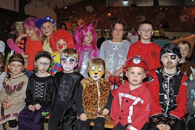 Kinderfasnacht in Harpolingen