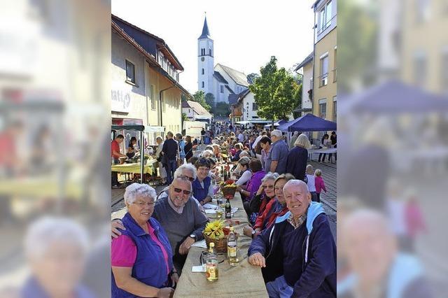 Fast 4000 Einwohner - Rickenbach ist so groß wie noch nie