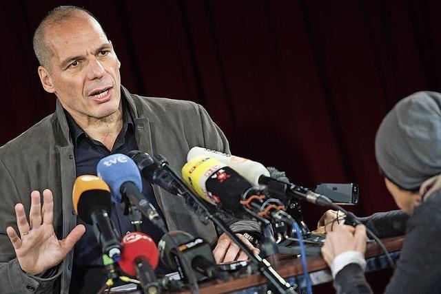 Yanis Varoufakis gründet eine neue Demokratiebewegung in Europa