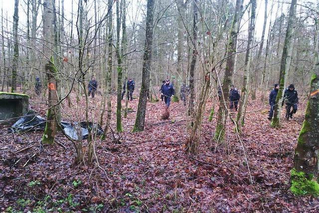 Bluttat in der Ortenau: 20-Jährige tot auf Waldweg gefunden