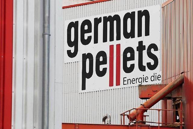 Der Brennstoffhersteller German Pellets ist pleite