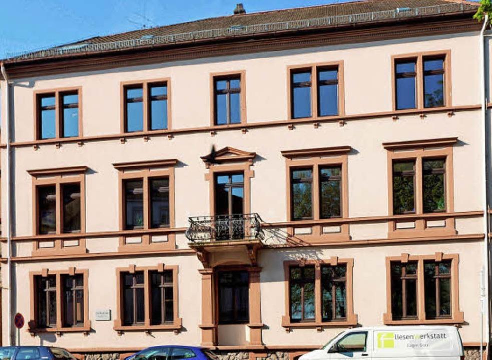 Noch im Bürgerhaus an der Schlettstadt... die städtische Musikschule Waldkirch.  | Foto: Stadt Waldkirch