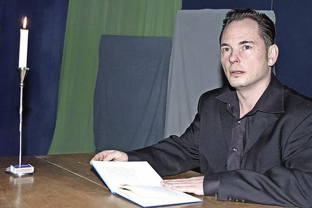 Peter M. Ritter in Waldkirch