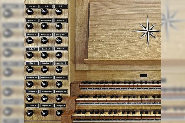 Orgelmeditationen zur Fastenzeit im Freiburger Münster