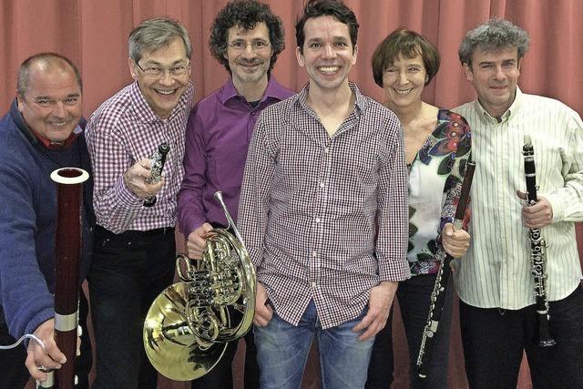 Moderator Juri Tetzlaff und Quintett Profive gastieren im Bad Säckinger Kursaal