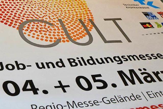 Jobmesse Cult in Lörrach will analog bleiben