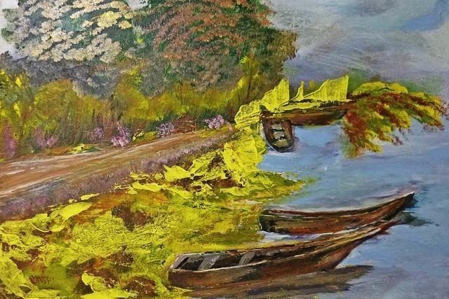 Bilder zweier Malerinnen