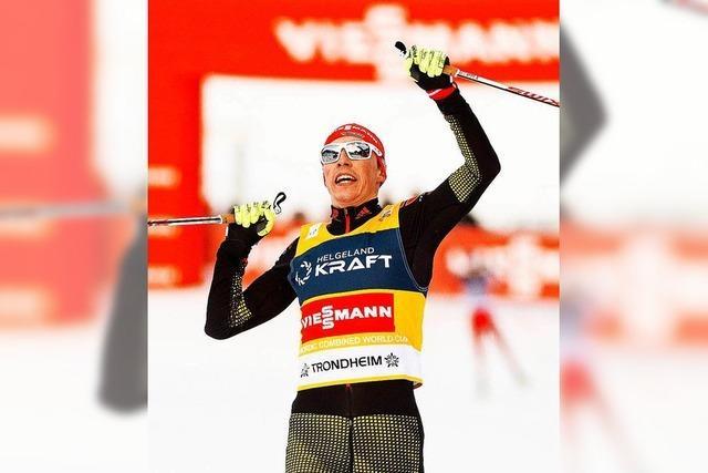 Frenzel gewinnt Weltcup in Trondheim, Rießle nur 25.