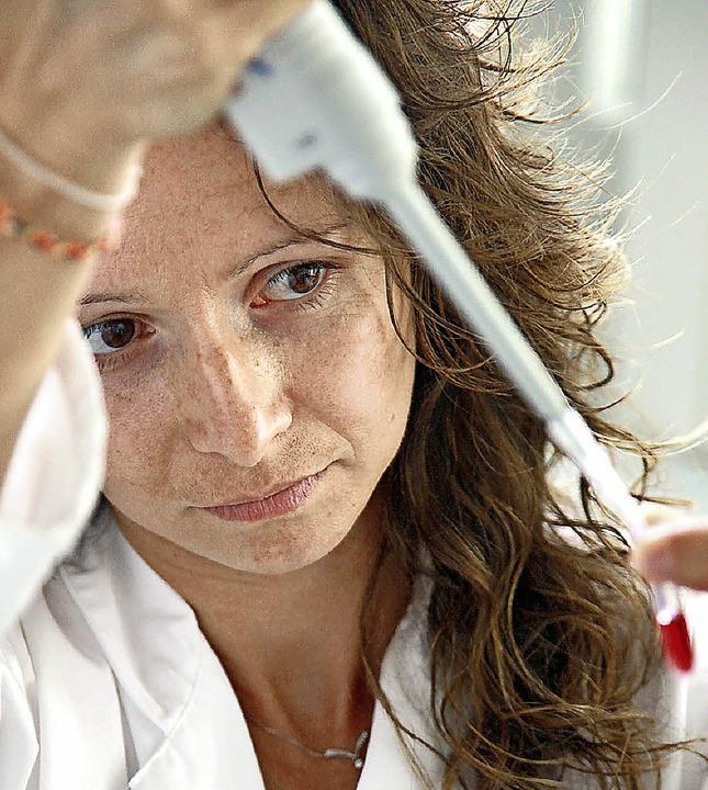 Rund 400 Millionen Franken investierte...on 2015 in Forschung und Entwicklung.   | Foto: ZVG