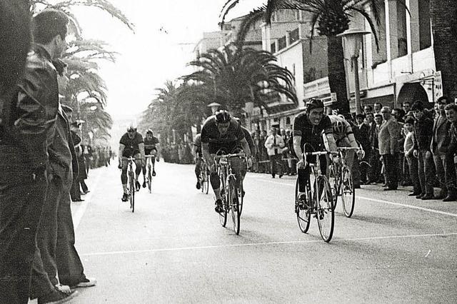 Training im radsportverrückten Italien