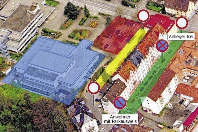Generalsanierung der Waldshuter Stadthalle beginnt