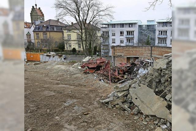 Ein Stück Freiburger Stadtgeschichte braucht einen neuen Platz