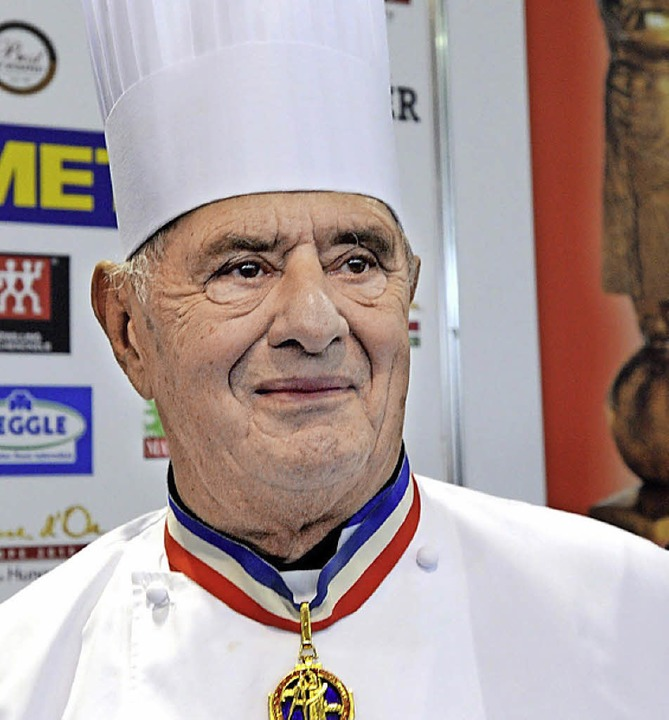 Paul Bocuse   | Foto: dpa