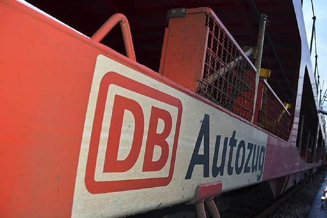 Der letzte Autozug verlässt Lörrach noch in diesem Jahr