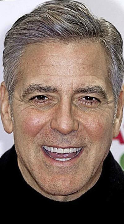 Clooney  | Foto: dpa