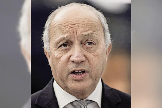 Frankreichs Außenminister gibt Amt auf