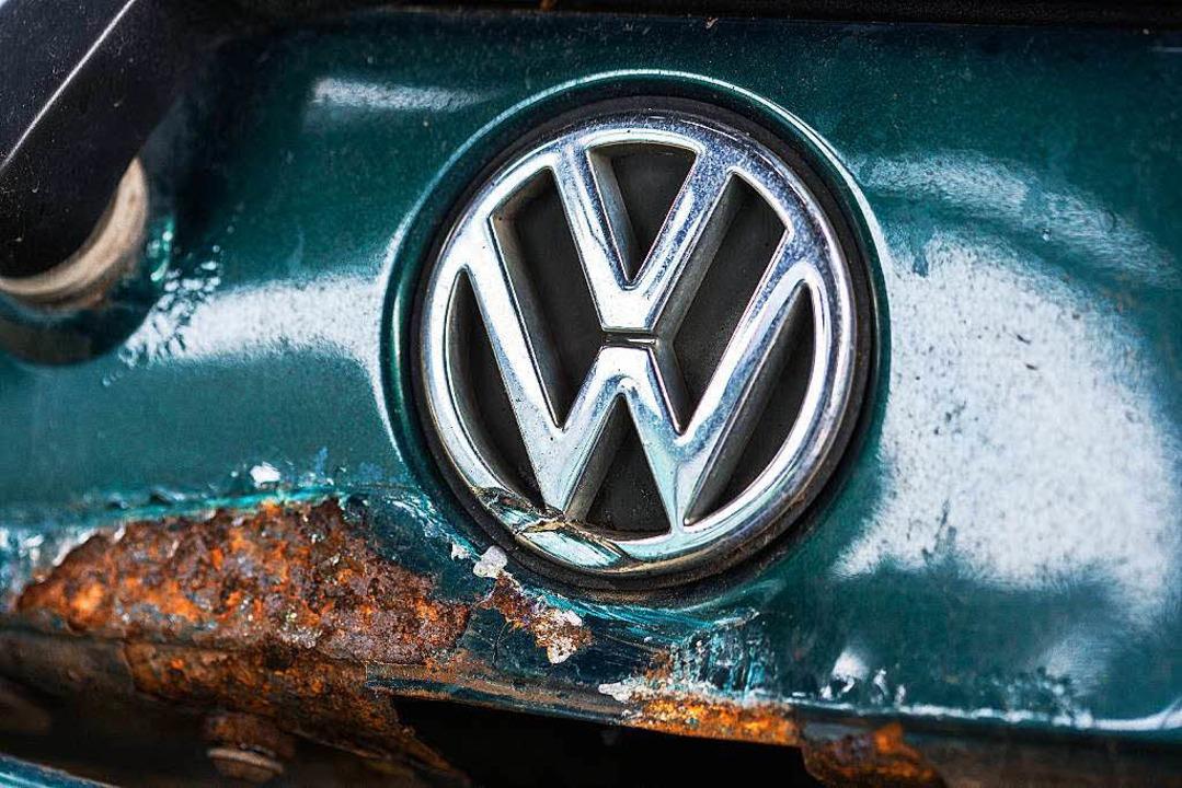 Die Rückrufaktion von VW-Dieselfahrzeugen hat begonnen  | Foto: dpa