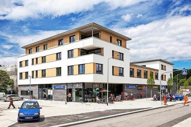 Architekten zeichnen Wohn- und Geschäftshaus aus
