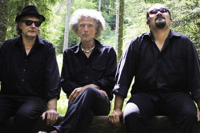 Rock und Blues in der Schlosserei in Wehr